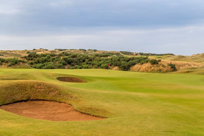 Kingsbarns Golf Links, Hole #16