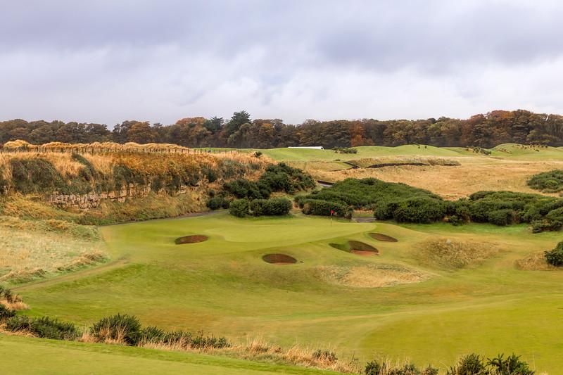 Kingsbarns Golf Links, Hole #13