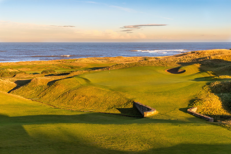 Kingsbarns Golf Links, Hole #18