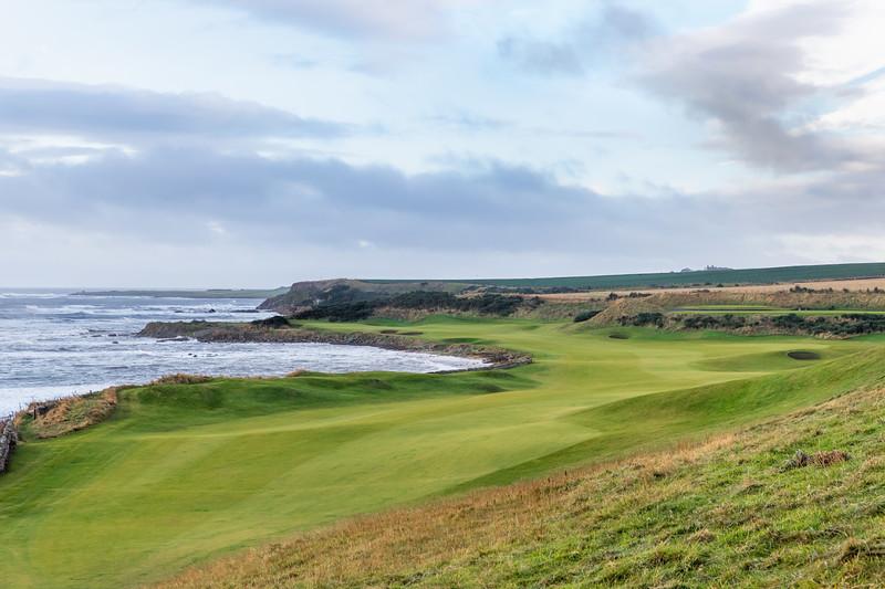Kingsbarns Golf Links, Hole #12
