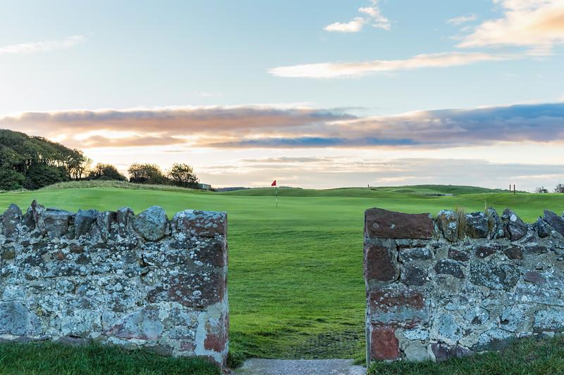 North Berwick Golf Course, Hole #3