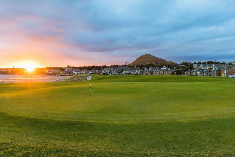 North Berwick Golf Course, Hole #1