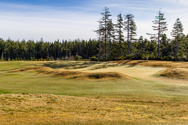 Old MacDonald, Hole 18