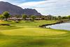 PGA West Stadium Course, Par 4, Hole #18 (Coliseum)