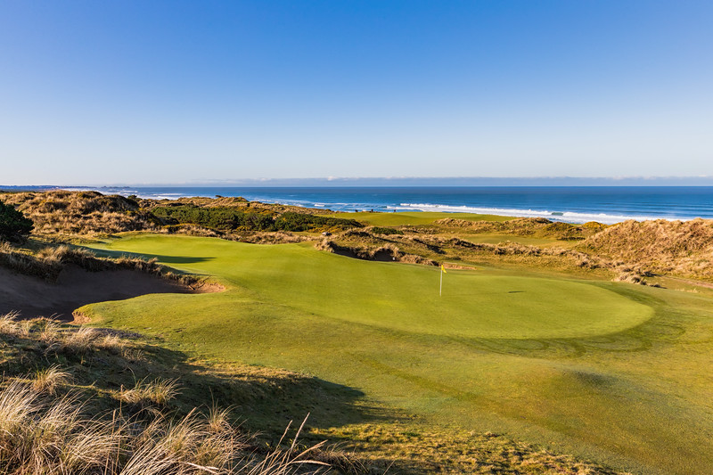 Pacific Dunes, Hole #5