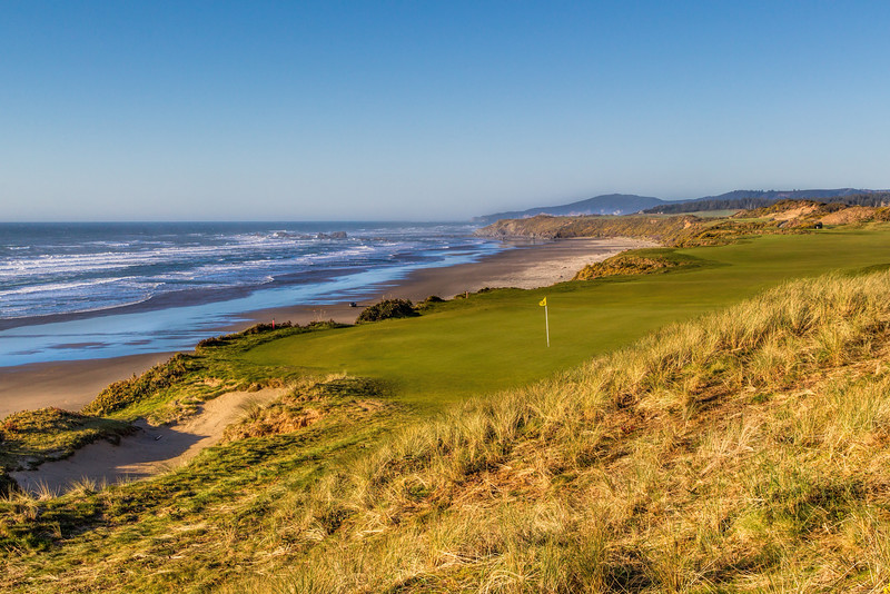Pacific Dunes, Hole #4