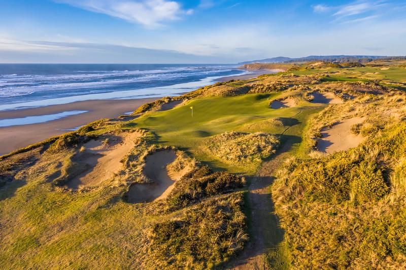 Pacific Dunes, Hole #11, Par 3