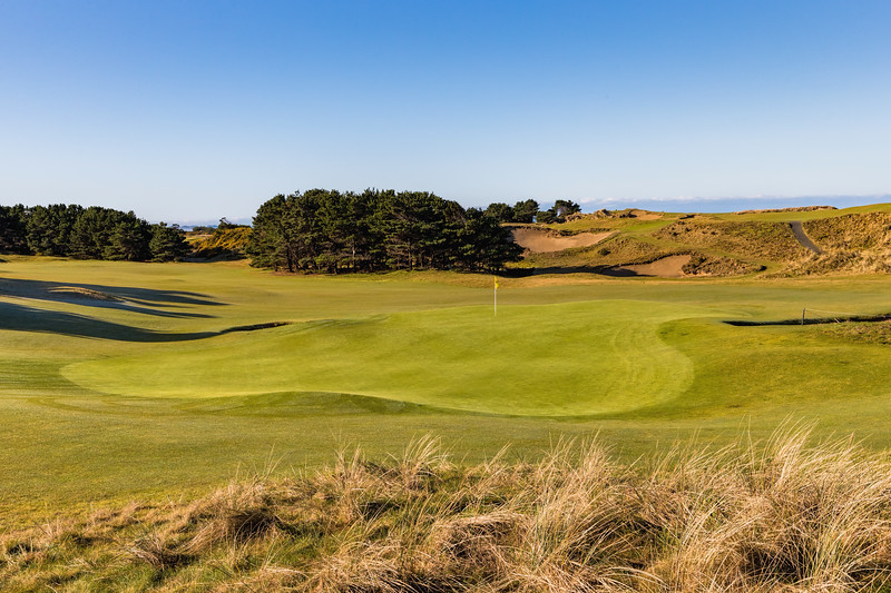 Pacific Dunes, Hole #8