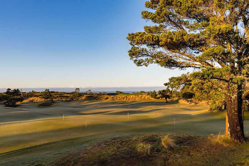 Punch Bowl at Pacific Dunes