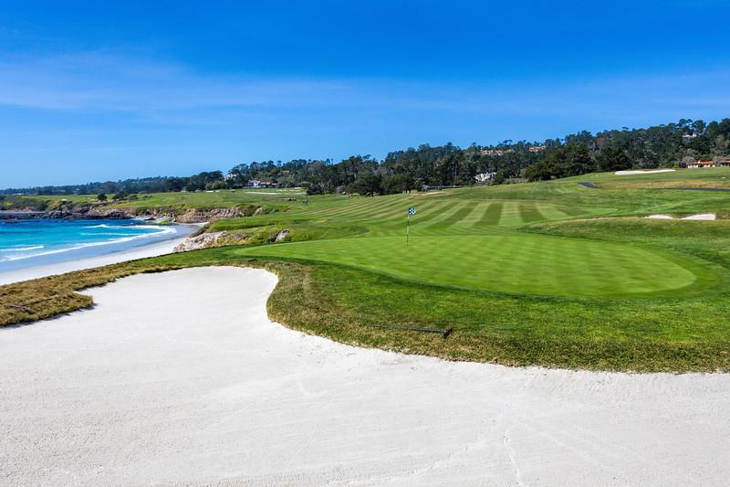 11th Hole at Pebble Beach Golf Links