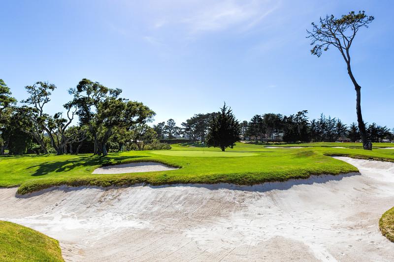 16th Hole at Pebble Beach Golf Links