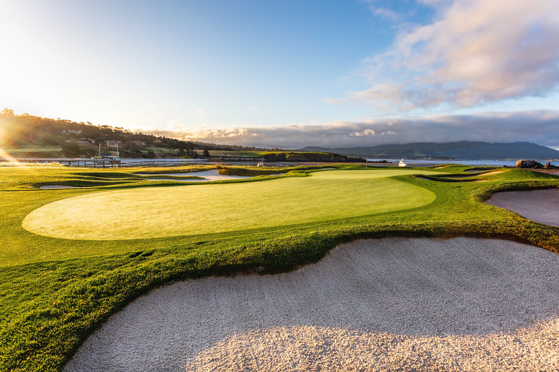 17th Hole at Pebble Beach Golf Links