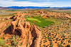 Sand Hollow Golf Course, Par 3, Hole #15