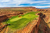 Sand Hollow Golf Course, Par 4, Hole #13