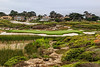 Hole #8 at the Links at Spanish Bay