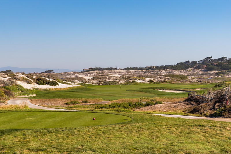 Hole #16 at the Links at Spanish Bay