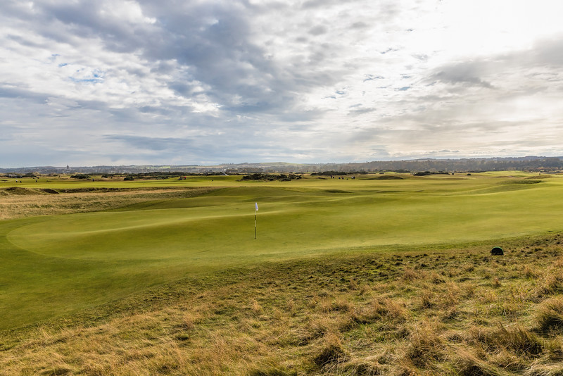 The Old Course at St Andrews, Hole #8, Par 3, Short