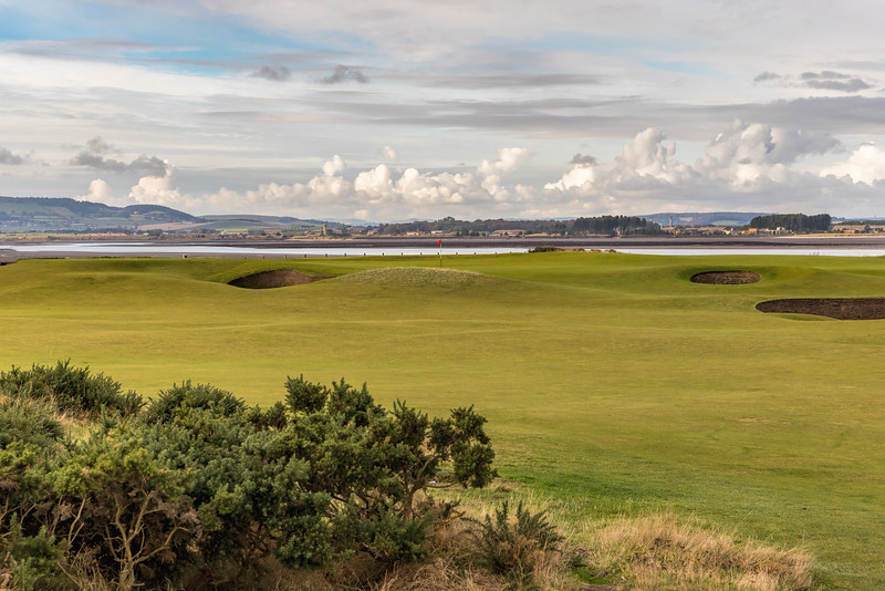 The Old Course at St Andrews, Hole #11, Par 3, High