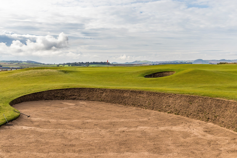 The Old Course at St Andrews, Hole #7, Par 4, High