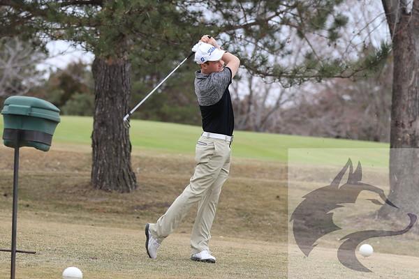 April 12 - Golf @ West Holt