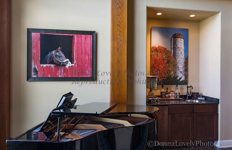 Donna Lovely Photos,Horse in Barn,Barn& Silo ©DonnaLovelyPhotos com --2