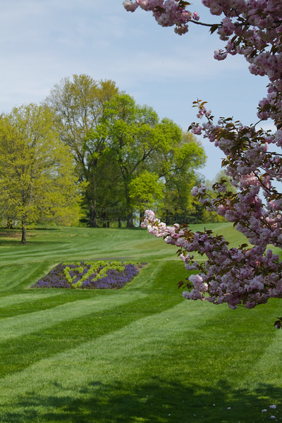 Trenton Country Club Golf Course spring time-8368