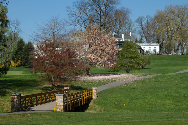 Trenton Country Club spring-8149