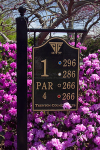 Trenton Country Club spring-8164
