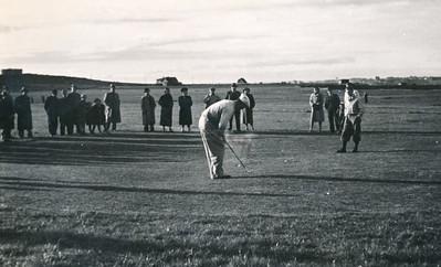 Rube á 1. flöt 1938