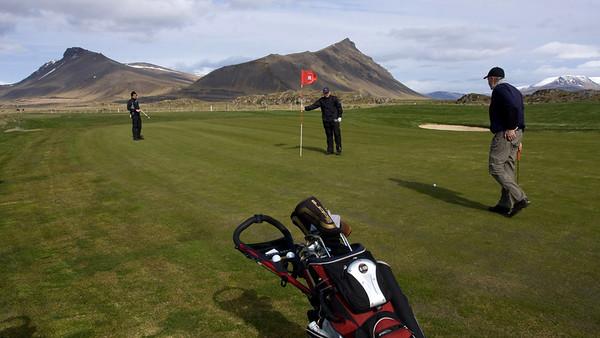 Golfvellir - Garðavöllur