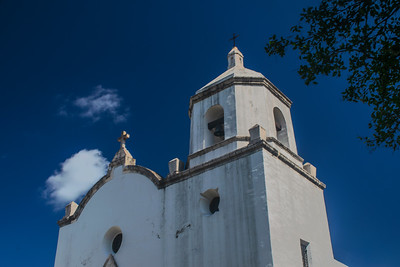 Mission Espiritu Santo Bell Tower