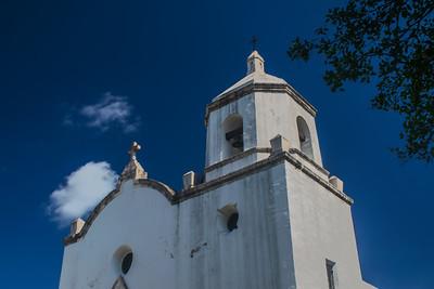 Mission Espiritu Santo Bell Tower