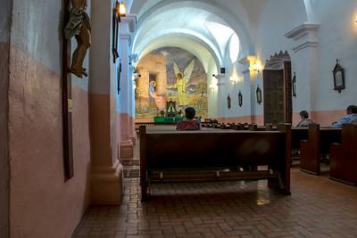 Presidio La Bahía Chapel