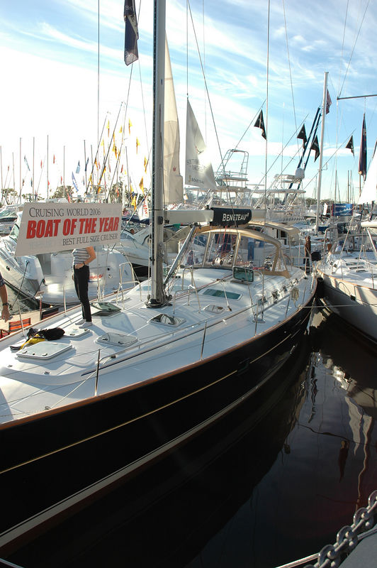 San Diego Boat Show January, 2006