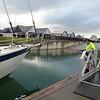 Hauling Out at Marsden Cove Marina