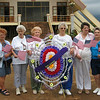 Gold Star Mothers visiting the former Khe Sanh Combat Base...John Van Dusen's mother third from the left
