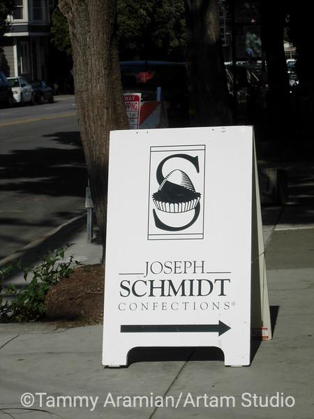 Joseph Schmidt Chocolate