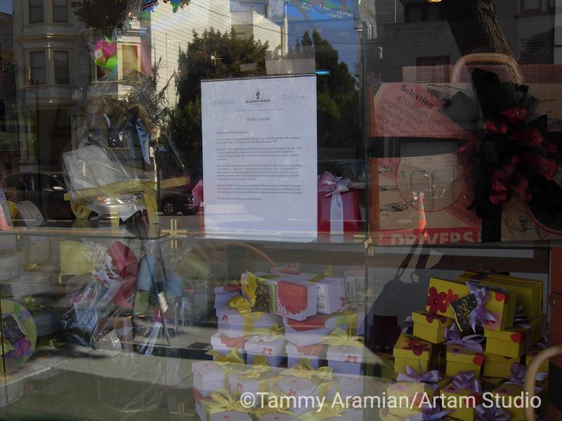 notice of store closure
