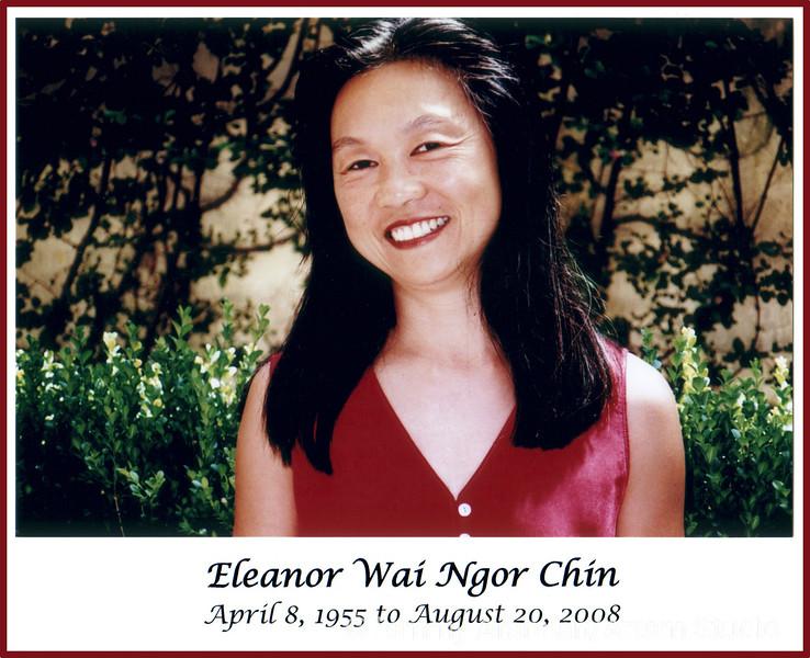 Dr. Eleanor Chin