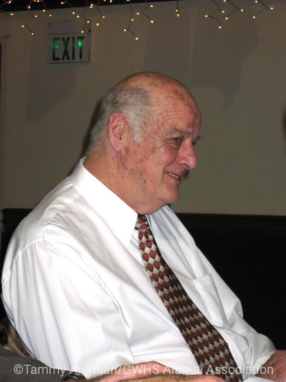 Coach Jim Ruane