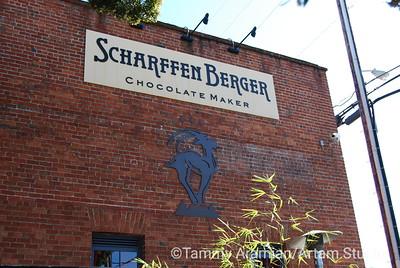 Scharffen Berger Factory