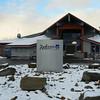 Our lovely hotel; the Radisson SAS Polar Hotel.