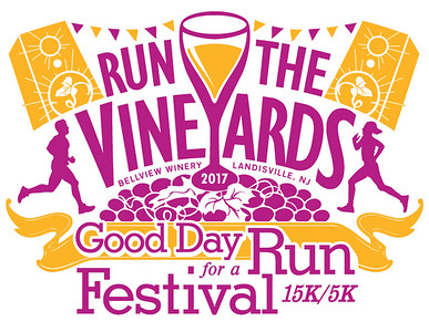 Good Day for a Run Festival 15k/5k 2017