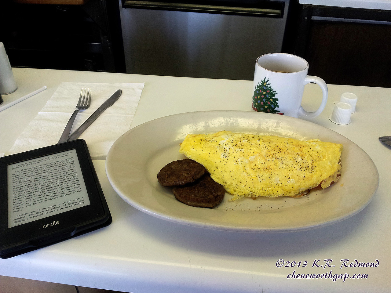 Breakfast at Scotties