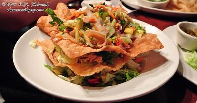 'Asian' Salad