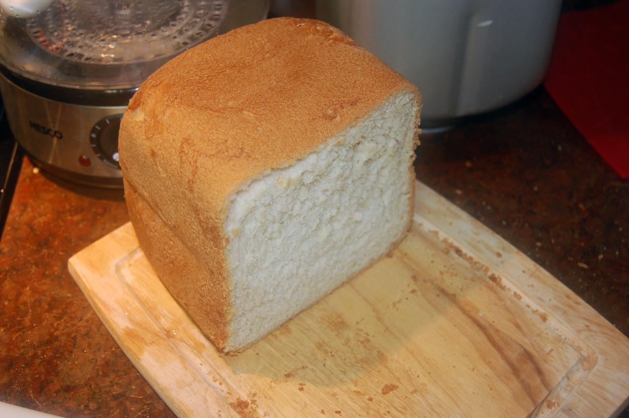 Steve's First Loaf
