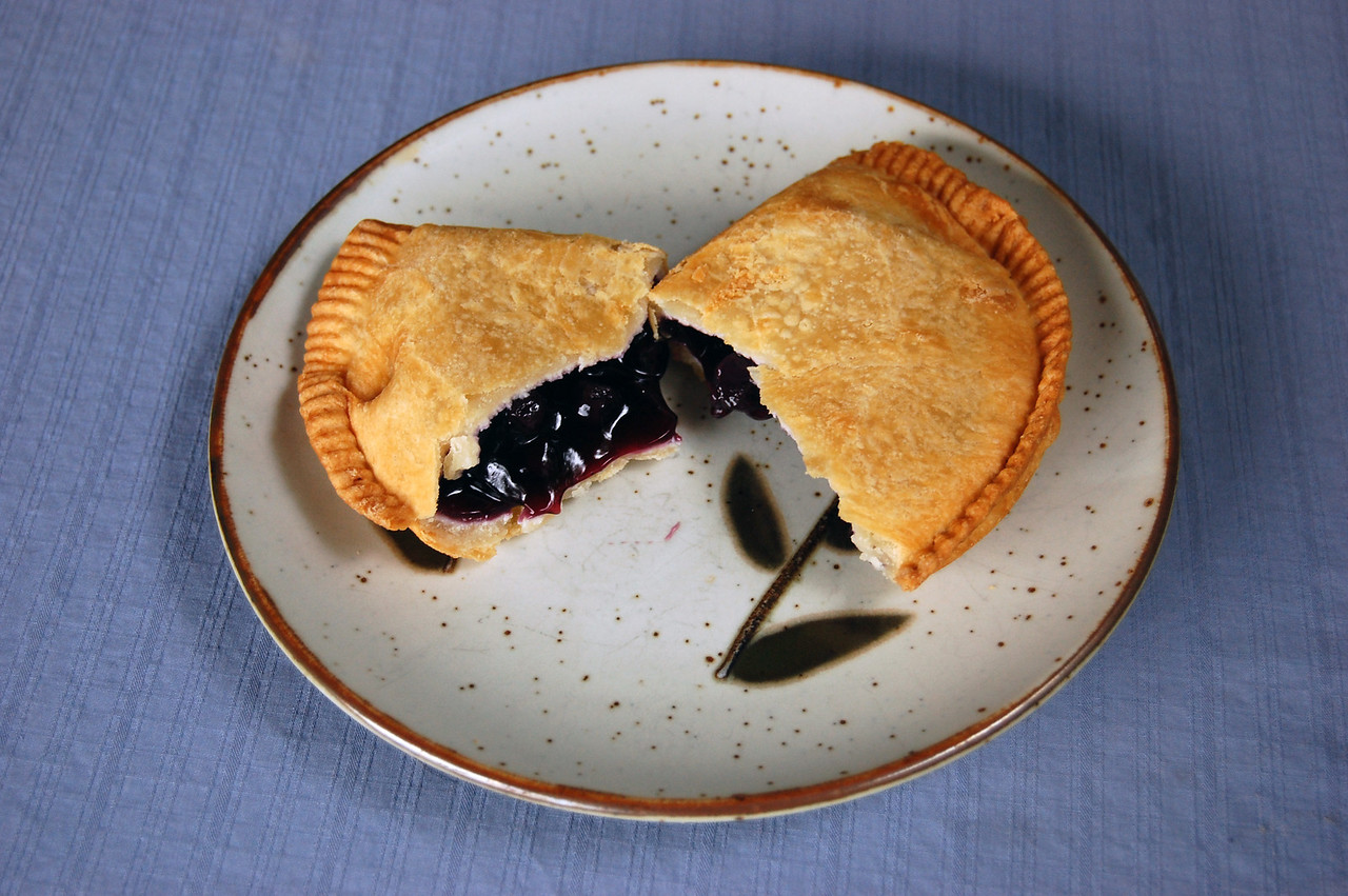 Blueberry 'Pocket Pie'