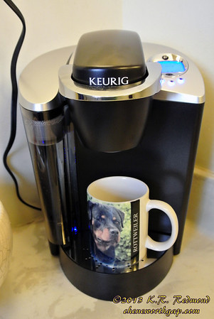 The Keurig Brewer