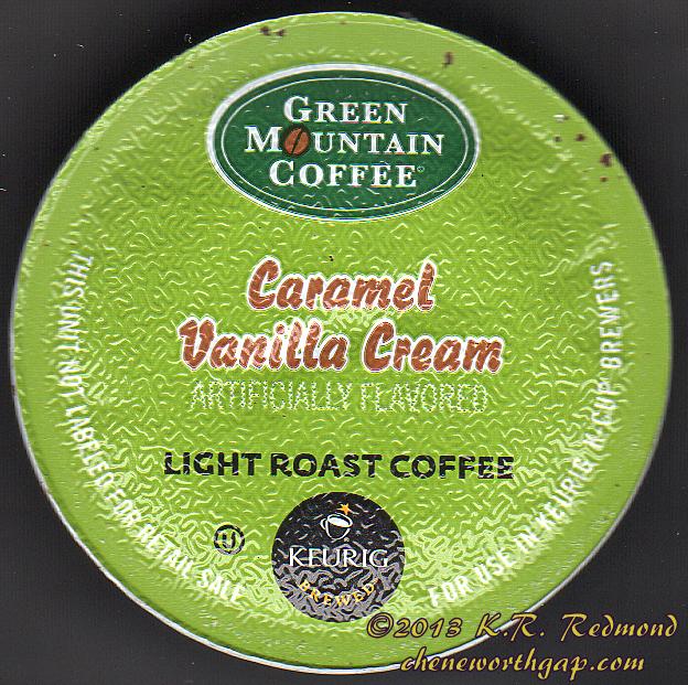 Green Mountain Caramel Vanilla Cream
