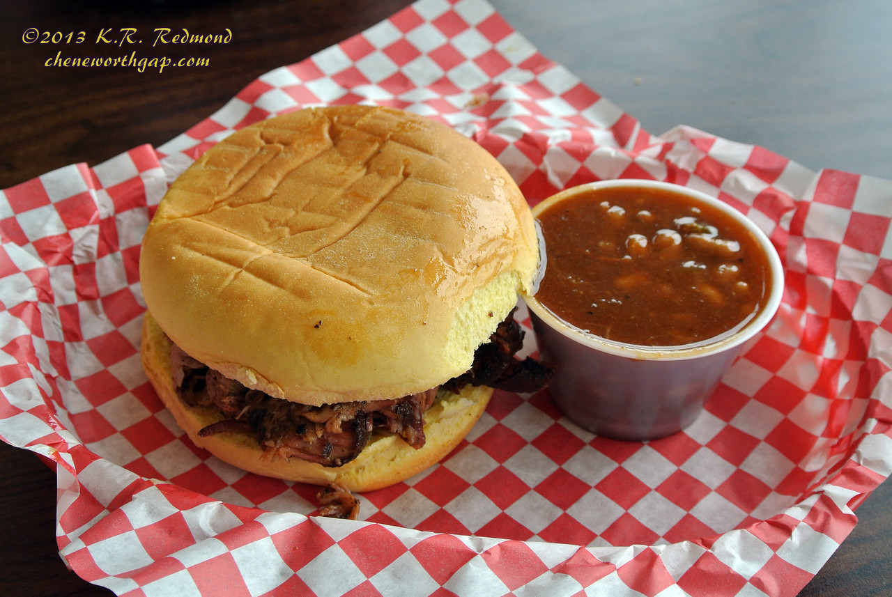 Archer's Pulled Pork Barbecue